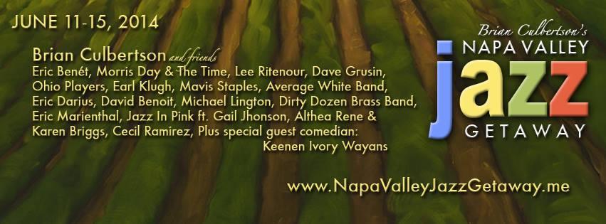 Brian Culbertson's Napa Valley Jazz Getaway