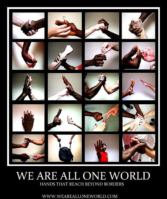 We Are All One World