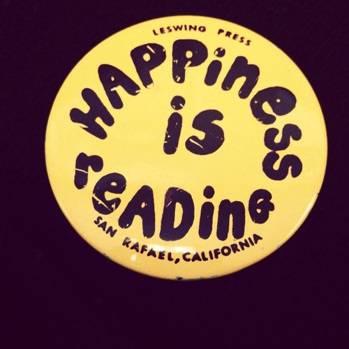 Happiness Is Reading