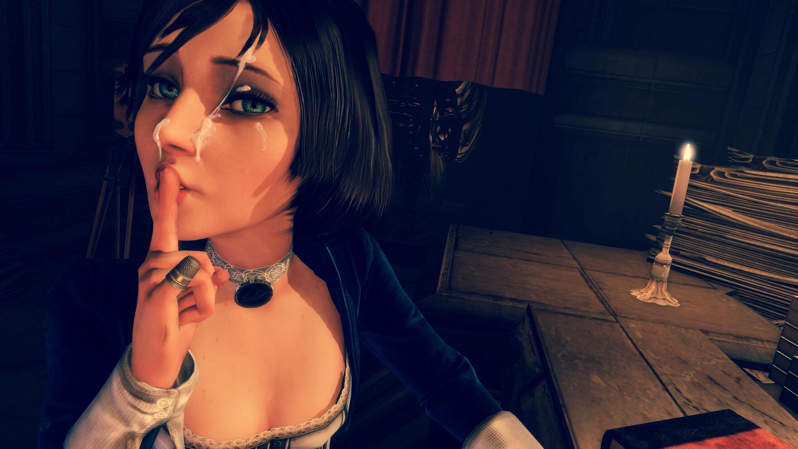 Elisabeth shue sexy dress