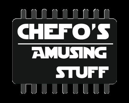 Chefo's Amusing Stuff