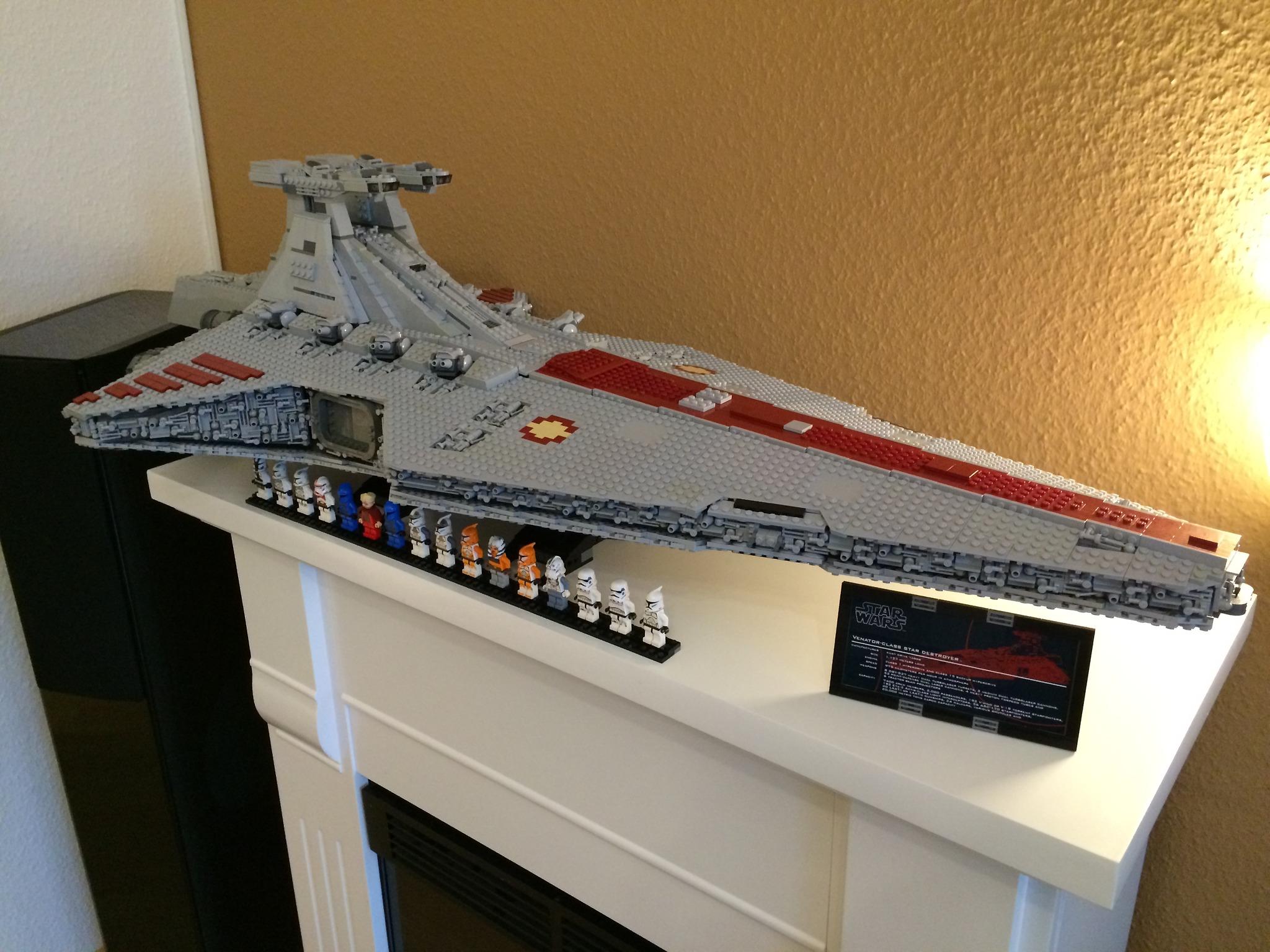 Venator Star Destroyer Lego Images