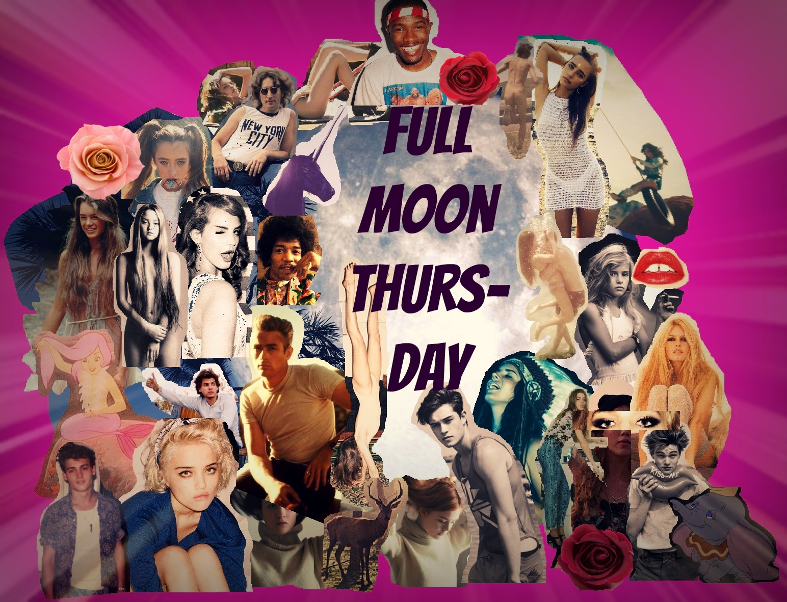 Full Moon Thursday