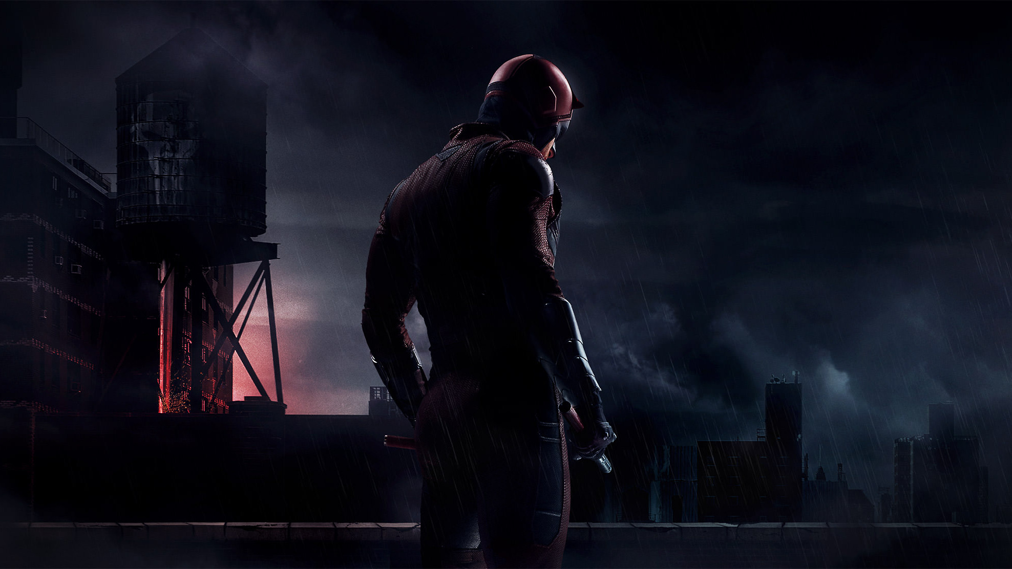 Punishment Finds DAREDEVIL In New Season 2 Motion Posters ...