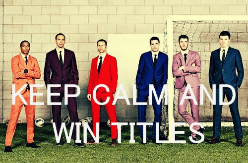 KEEP CALM AND WIN TITLES