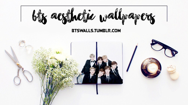 Bts Wallpaper Aesthetic