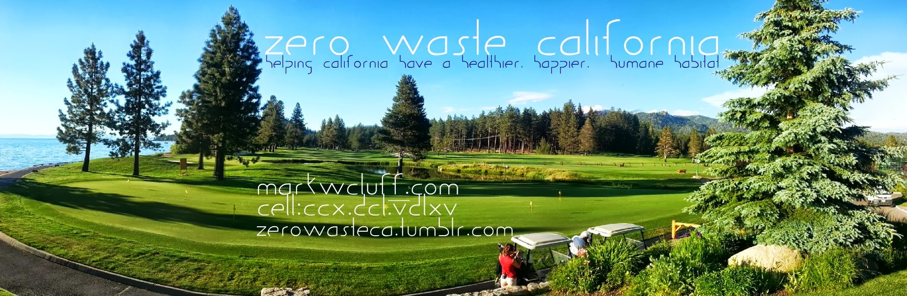 ZERO WASTE CALIFORNIA