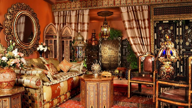 moroccan home decorating | Tumblr