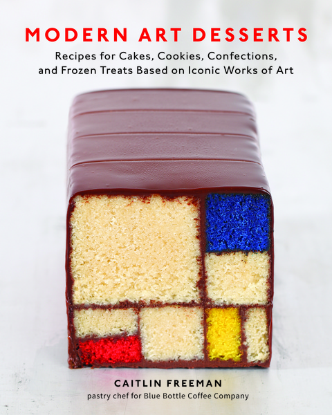 Modern Art Desserts - Architectural designer creates desserts so satisfying eating them would be a crime