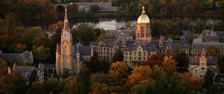 Image result for university of notre dame