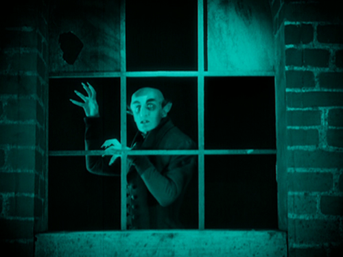 Amazoncom Nosferatu  The First Vampire David Carradine
