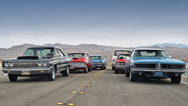 Classic American Muscle Car Tumblr