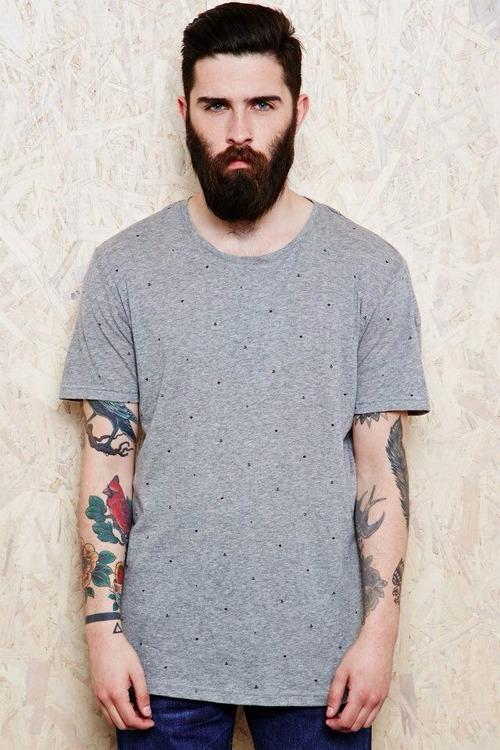 Suit t shirt