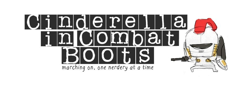 Cinderella in Combat Boots