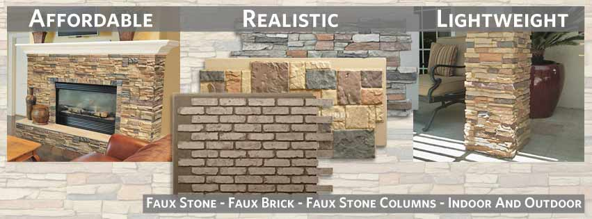 Beautiful And Realistic Faux Stone