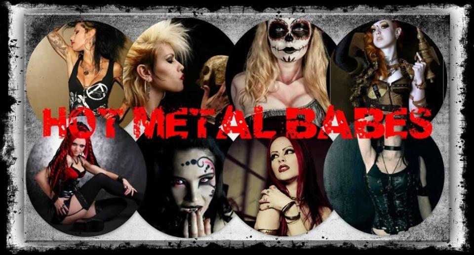 Hot Naked Metal Babes 117