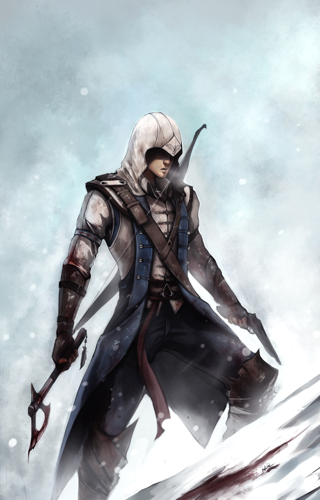 assassins creed 3 connor - photo #26