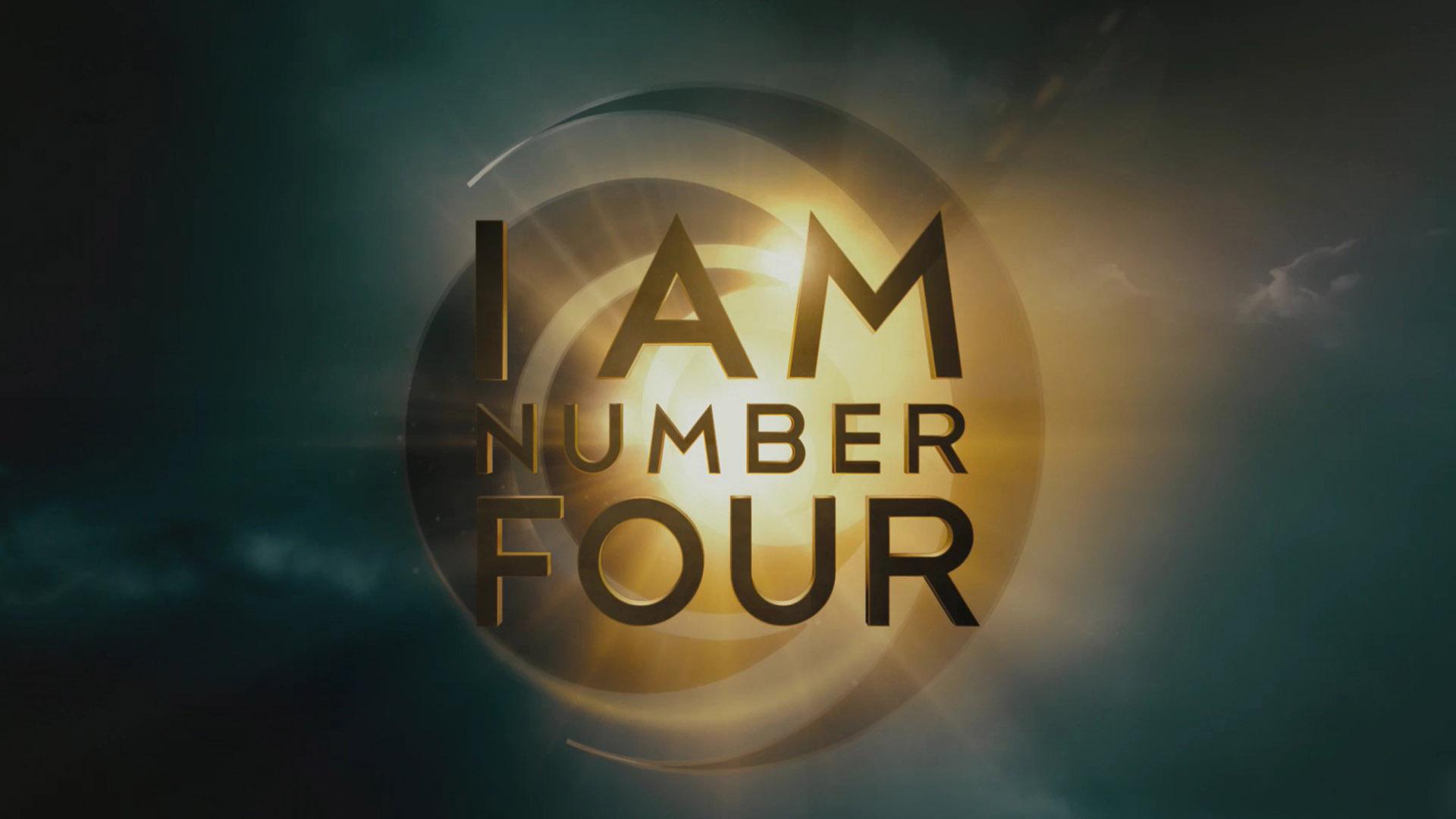 i am number 4 logo - photo #1
