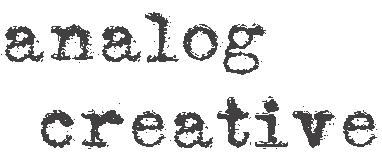 Analog Creative