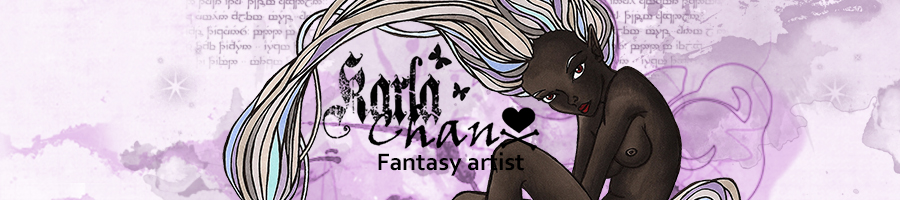 Karla-Chan's Art Blog