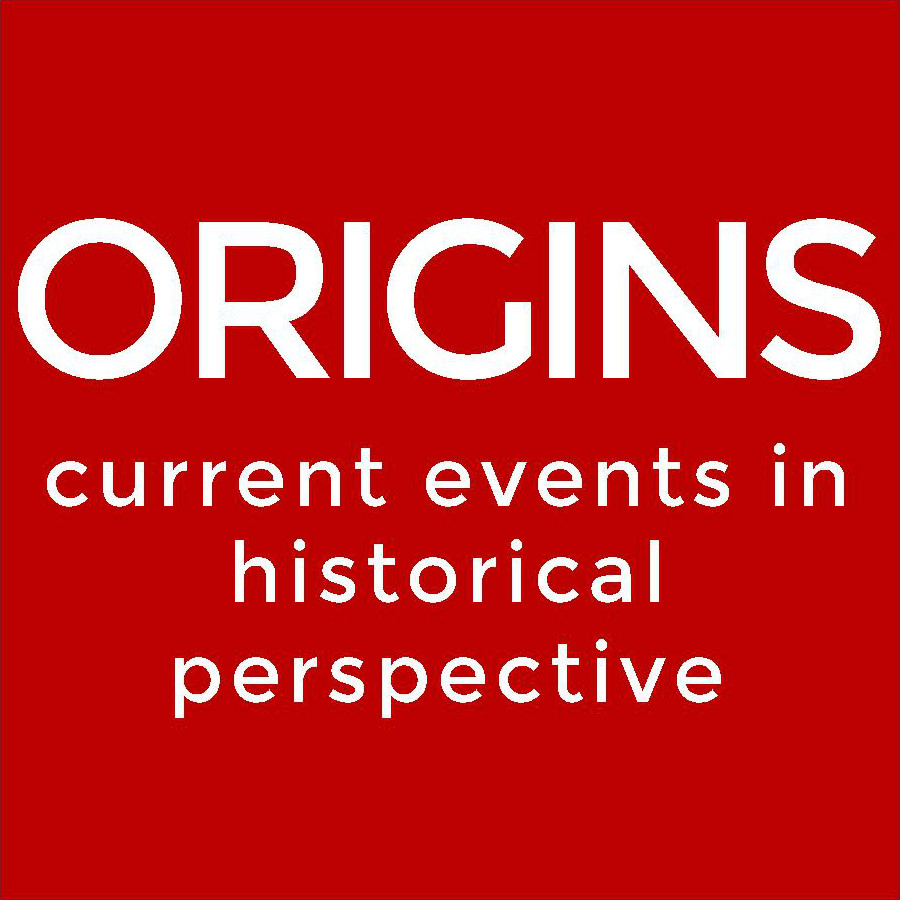 Today's World & History from OSU's Origins