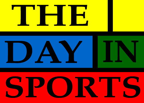 The Day in Sports