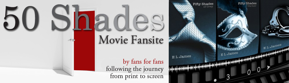 Fifty Shades Movie Fansite
