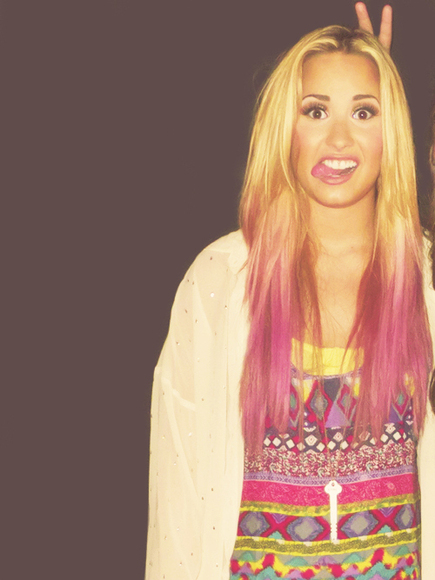 demi lovato style tumblr - photo #32