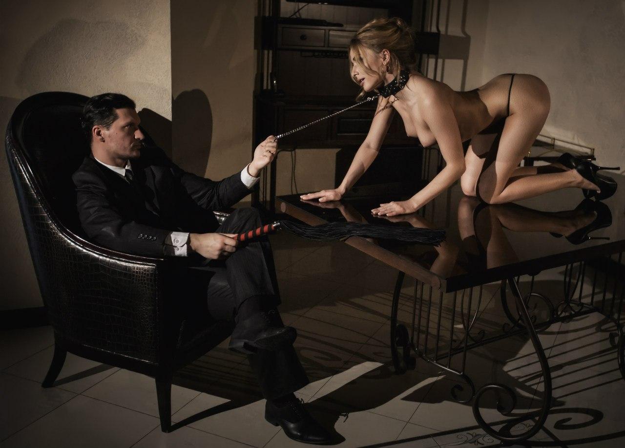 Порнофильм строгий господин и рабыня — pic 7