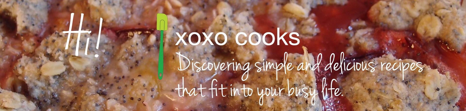 xoxo cooks