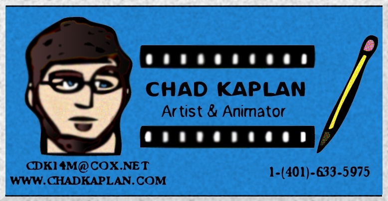 Chad Kaplan Art and Animation