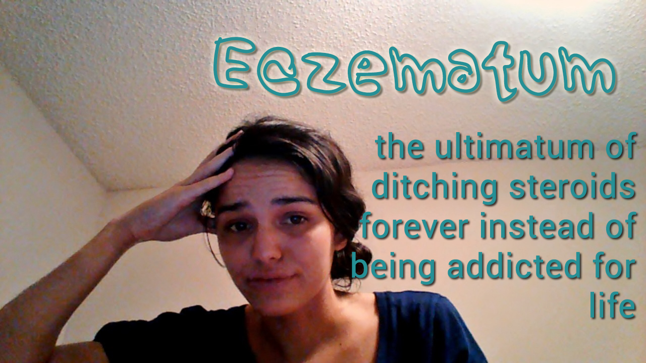 eczema steroid withdrawal symptoms
