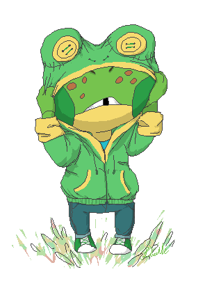 buzz buzz ribbit