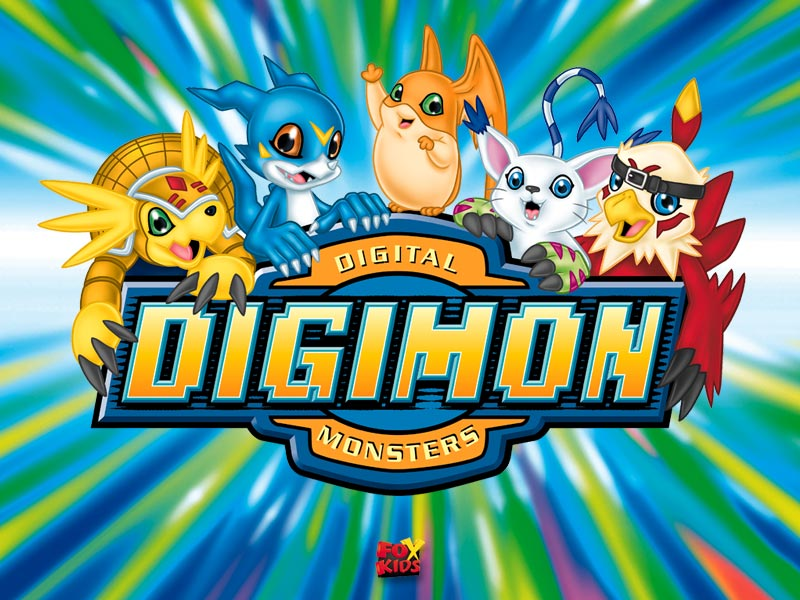 Fuck Yeah Digimon