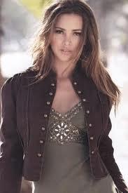 Alina vacariu fashion model