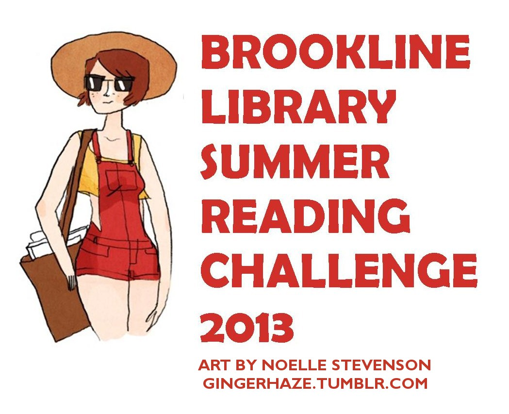 2013 Brookline Library Summer Reading
