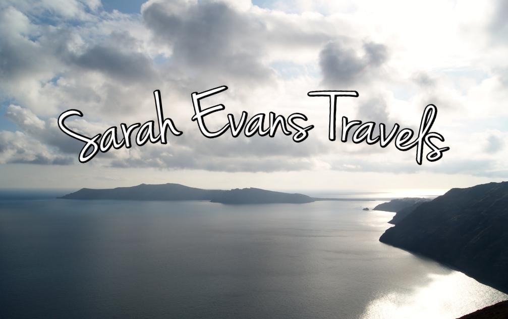 Sarah Evans Travels