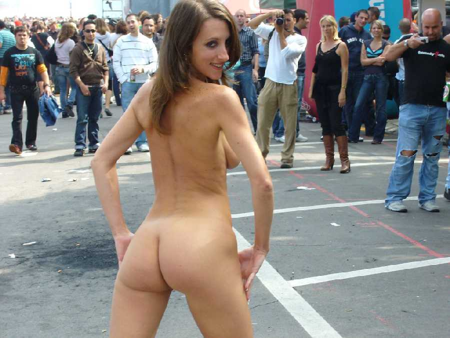 Public nude gallery girls