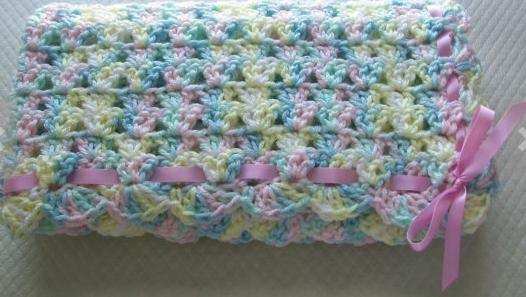 Crocheted Baby Blanket Tumblr