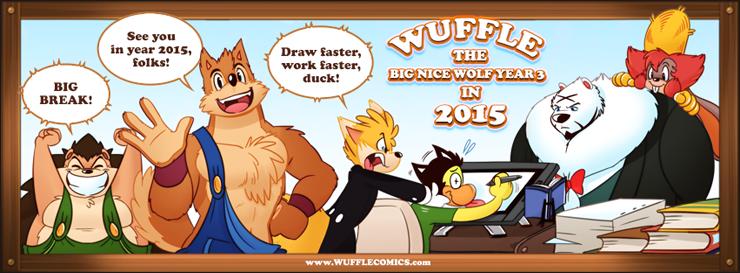 Wuffle Comic