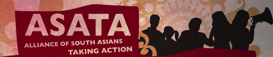 Alliance of South Asians Taking Action logo