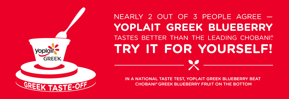FREE Yoplait Greek Yogurt Tast...