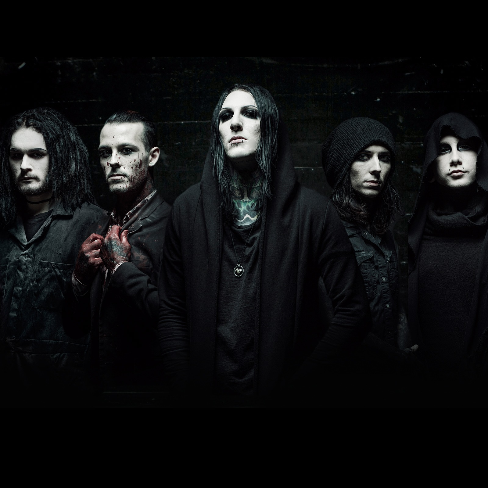 Fuck yeah motionless in white - Motionless in white wallpaper ...