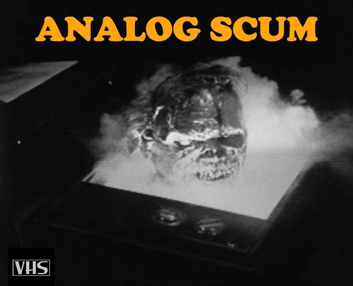 ANALOG SCUM - NAIL GUN MASSACRE (1985, d. Terry Lofton, Bill Leslie)