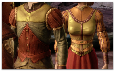 Tales & Psdo vs. Noble Clothes