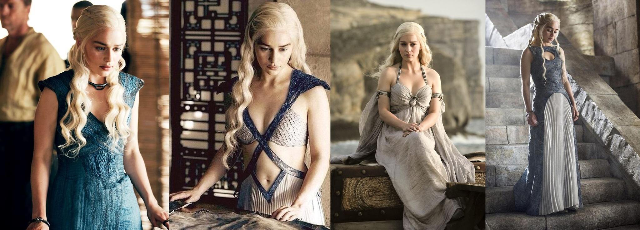Stormborn Style Daenerys Targaryen
