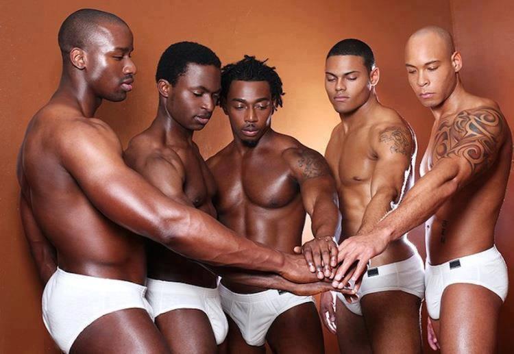 Gay black thugs in prison sex videos