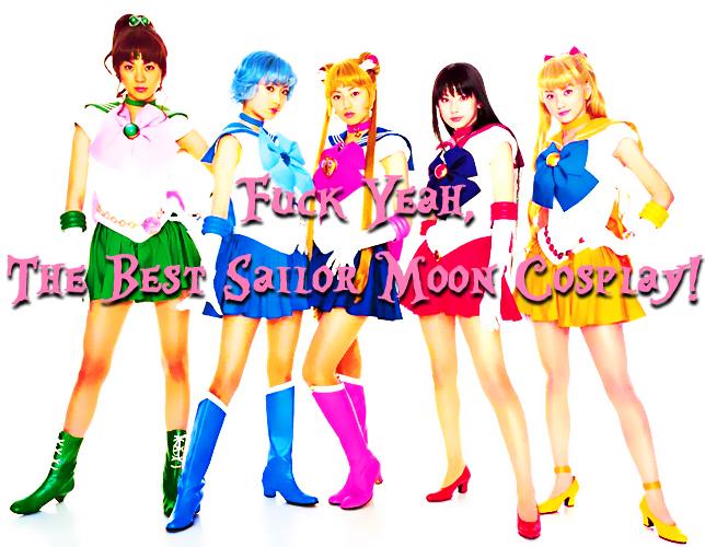 Sailor Moon Cosplay Tumblr Best Sailor Moon Cosplay