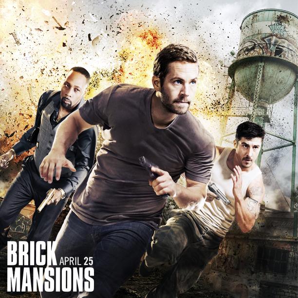 Brick Mansions (2014) en Truefrench