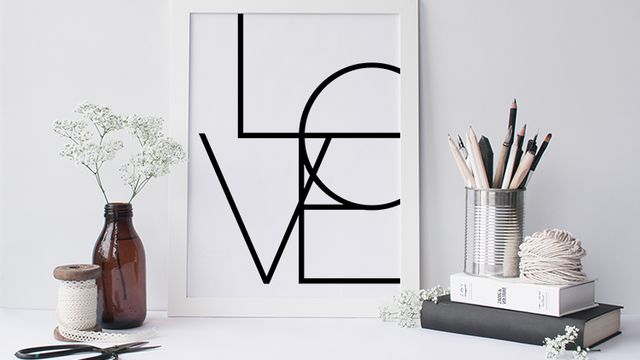 Modern Wall Art Prints For Your Home Or Office Decor